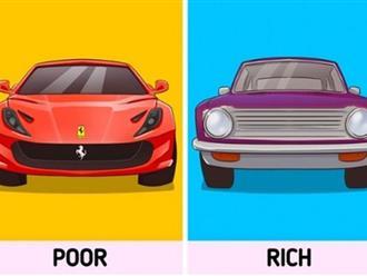 10 điều ngăn cản chúng ta giàu có
