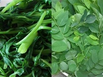 3 loại rau dân dã dễ gây hại cho sức khỏe, bữa cơm nhà nào cũng có