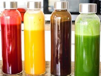 """4 loại nước ép này có gì hot mà khiến cộng đồng mạng """"sục sôi"""" cả ngày hôm qua?"""