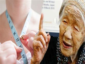 5 chỉ số xác định tuổi thọ ngắn hay dài, kiểm tra xem đang bạn ở mức nào?