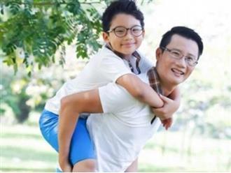 5 điều bố nên nói với con trai mỗi ngày