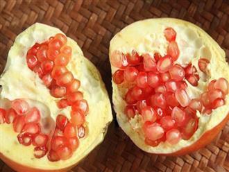 5 đối tượng tuyệt đối không nên ăn quả lựu, cẩn thận rước bệnh vào thân