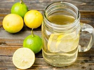 5 loại nước bổ dưỡng, thanh nhiệt nên uống vào mùa hè