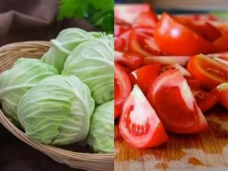 5 loại rau củ giải độc cơ thể rất tốt, chuyên gia dinh dưỡng khuyên bạn nên ăn mỗi ngày
