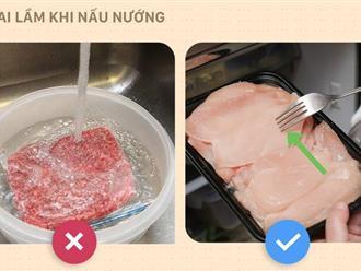 5 sai lầm mẹ dễ mắc khi nấu ăn có thể khiến cả nhà bị ung thư, đến lúc biết thì e đã muộn