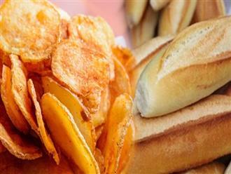 6 món ăn tuyệt đối không nên ăn nhiều vào bữa trưa kẻo sức khỏe bị 'phá hủy' nghiêm trọng
