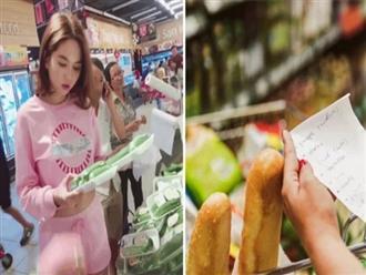 6 thói quen tốt giúp bạn tiết kiệm tiền khi đi siêu thị