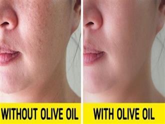 7 tác dụng từ dầu ô liu biến chị em thành phụ nữ xinh đẹp