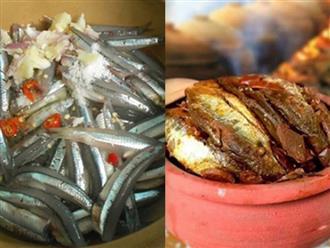 8 loại cá bổ dưỡng giàu omega-3 bậc nhất, bổ não càng ăn càng thông minh