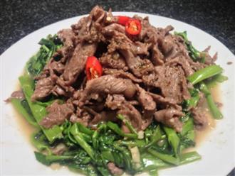 8 sở thích ăn uống của người Việt mà tế bào ung thư cũng cực kỳ yêu thích