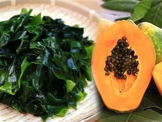 8 thực phẩm 'rửa sạch' ruột tự nhiên, ăn thường xuyên vừa khỏe đẹp, tiêu hóa trơn tru