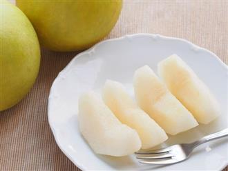 Ăn 1 quả lê mỗi ngày, bạn có thể thu về 11 lợi ích tốt cho cả sức khỏe lẫn vóc dáng