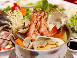 Sai lầm chết người khi ăn hải sản quá nhiều người mắc chẳng khác nào đang dùng thuốc độc