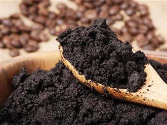 Đừng vứt bỏ bã cà phê, bạn sẽ ngạc nhiên với công dụng tuyệt vời của chúng