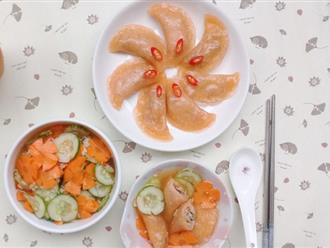 Món bánh bột lọc quen thuộc có thể ngon đẹp hơn bội phần chỉ với 1 mẹo nhỏ duy nhất