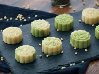 Bánh đậu xanh tự làm ngon miệng đẹp mắt cho ngày lễ Vu Lan báo hiếu