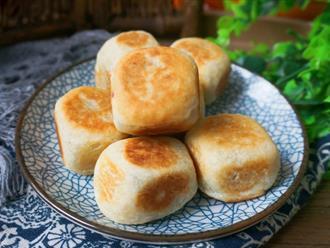 Người Tàu có món bánh khoai chiên lạ lắm nhé, các mẹ thử sẽ thích liền!