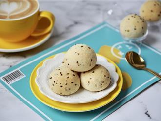 """Cách làm bánh mì vừng đen Hàn Quốc luôn được tín đồ ẩm thực """"săn đón"""""""
