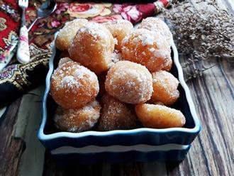 Bánh rán đường - món ăn ngọt ngào của tuổi thơ tôi sẽ chẳng bao giờ quên được!