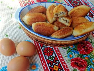 Bánh tim gan gà ngậy bùi, thơm ngon bổ dưỡng ai cũng thích mê