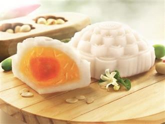 Bánh Trung thu handmade thơm ngon với cách làm đơn giản