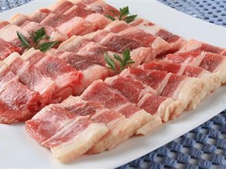 Mẹo bảo quản thịt lợn không cần tủ lạnh, để 1 tháng vẫn không sợ hỏng