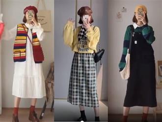 Bí quyết giúp bạn mặc đẹp như idol Hàn Quốc mà chẳng hề tốn kém