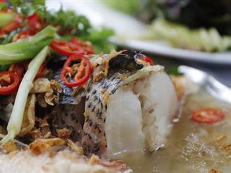 Bí quyết làm món cá hấp thơm ngon cho bữa cơm cuối tuần