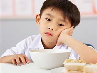 Bác sĩ chuyên khoa nhi chỉ 7 sai lầm của cha mẹ khiến con biếng ăn