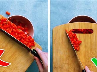 Biết những mẹo hay này, bạn nấu ăn ngon như đầu bếp mà chẳng khó khăn gì!