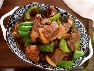 Bò kho khoai tây xưa rồi, hãy làm bò kho theo cách mới này đảm bảo vô cùng đưa cơm