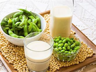 Khéo tay tự làm bột mầm đậu nành tại nhà, vừa sạch, vừa bổ dưỡng