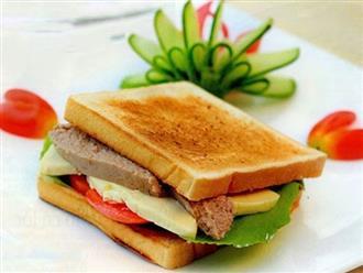 Chưa đến 15 phút xong ngay bữa sáng healthy tiện lợi, tốt cho sức khỏe