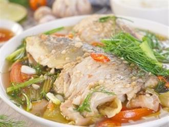Công thức đặc biệt ngon cho món cá chép om dưa ngày mát trời