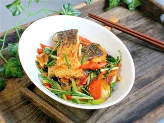 Cá chiên cay: Làm món nhậu ngon xuất sắc, ăn với cơm ngon bá cháy!