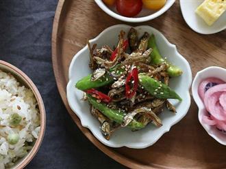 Cá cơm rim cay - món ăn dân dã mà say lòng người