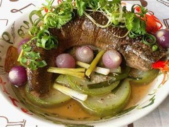 Bữa tối nói không với dầu mỡ vì đã có món cá hấp ngọt thơm ngon xuất sắc