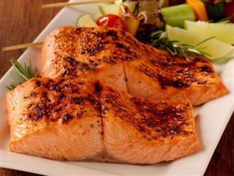 Đổi vị bữa tối với món cá hồi sốt tiêu đen lạ miệng