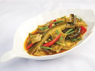 Cách làm cá kèo kho khế đậm vị cho bữa cơm cuối tuần