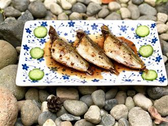 Ngày mưa lạnh ăn cá kho tiêu là chuẩn không cần chỉnh