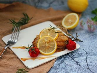 Thêm một cách để món cá làm đơn giản mà ăn ngon miệng vô cùng
