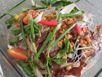 Cách nấu cá rô phi chưng tương hột đặc sản miền tây trong tích tắc