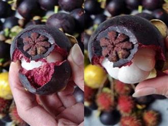 Cách cắt gọt hoa quả thông minh vừa nhanh lại đẹp mắt