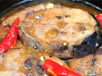 3 cách kho cá ngừ ấm bụng ngày Đông