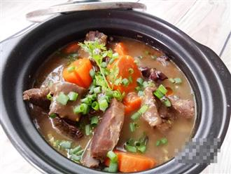 Cách kho thịt bò mềm thơm, đậm đà cho cả nhà ngon cơm