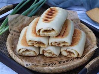 Tôi có cách làm bánh bao nhân thịt vừa nhanh vừa ngon lại còn đẹp mắt, bạn thử là sẽ thích liền!
