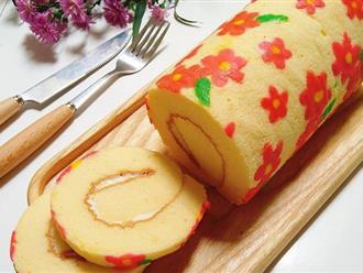 Từ A-Z cách làm bánh cuộn đẹp lung linh, mềm mịn ngon khó chê