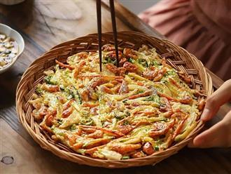 Học người Hàn cách làm bánh tôm dễ như ăn kẹo mà ngon lạ thử một lần là mê