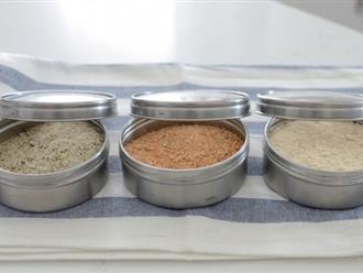 Cách làm bột nêm tự nhiên kiểu Hàn