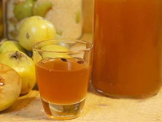 2 cách làm giấm táo đơn giản tại nhà mà vẫn vô cùng đảm bảo